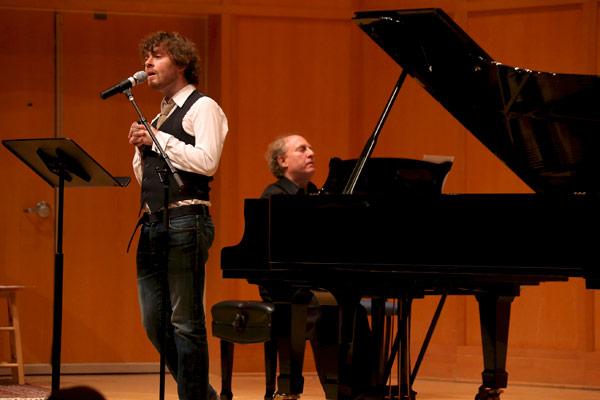 Gabriel Kahane & Jeffrey Kahane